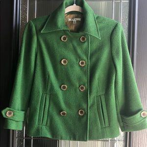 B2G1 CAbi Style 659 Pea Coat Clover Green